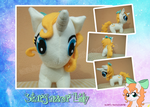 Lily Plush by LilyWinterharp