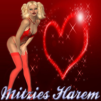 Can I be your Valentine?: Marcine by MitziesHarem