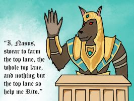 Nasus Sworn Testimony by SirJamesJoseph