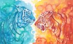 When Fire Meets Ice by Aikya