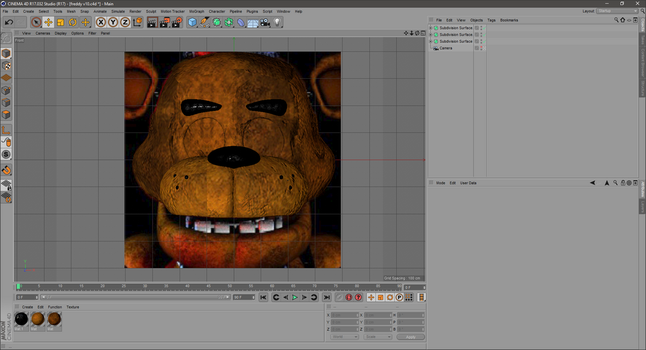 Booty v9 UPDATE wip 1 by PuppetProductions