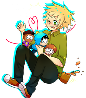 Tweek Tweak by DERPADERPDERPOO