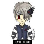 Evil Cloud by NimNak