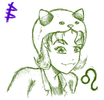 my Nepeta by W-Violett-D