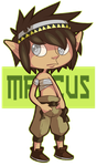 Marcus by TalinComill
