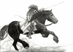 The Highwayman by sirenscall