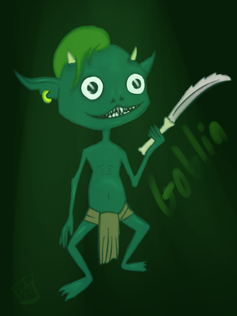 Goblin by Nartiifiice