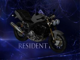 RE 6 JAKE BIKE FROM THE END MOVIE by Oo-FiL-oO