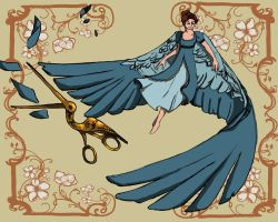 Beatrice - Over the Garden Wall by JSwander