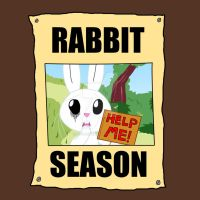 WeLoveFine Contest #4: Rabbit Season by AniRichie-Art