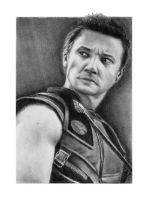 Clint Barton by VelleVette