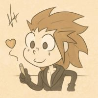 Axel KH - Original Drawing by Todou-Heisuke