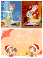 Buon Natale APH 2013 by maryluis