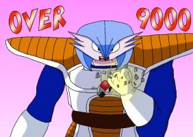 It's over 9000 by Trifong