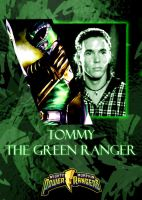2nd MMPR 2010 - Tommy by scottasl