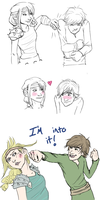 The Right Hiccup by AvannaK