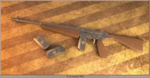 FRY: B-20 Assault Rifle by Ergrassa