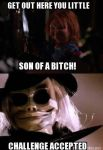 Meme-Chucky vs Puppet Master by PuppetMaster-Empire