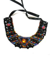 collar necklace by AniDandelion
