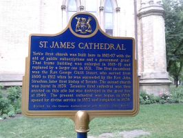 st james cathedral toronto by kyupol