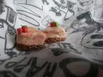 Strawberry And Raspberry Cheesecakes! by shannon77