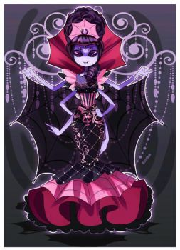 -Spider Queen- by RotoDisk
