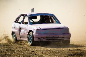 Opel Astra by compaan-art