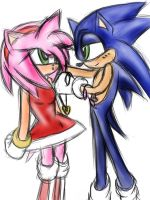 Here Amy -sonamy- by amy4sonicluva