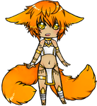 Chibi Ember Clothed by Liquid-Bliss-XXX