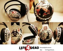 L4D2 custom headphones by Lillgoban