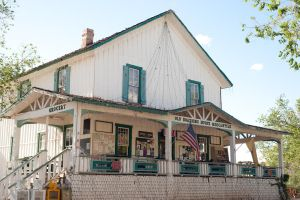 General Store in Madrid, NM by Cadha13