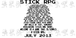 Stick RPG by Number9Robotic