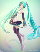Miku V3 by tetsuok9999