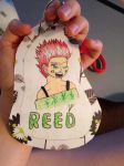 Badge ~ Reed the Scot by dragonflyxsilver
