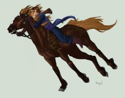 Proteus and His Horse by Nerual-56