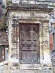 Stock Old Door by Sheiabah-Stock