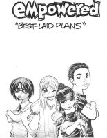 EMPOWERED's cast as kids by AdamWarren