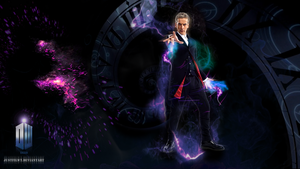 project: 12th Doctor (purple) by Justfilwt