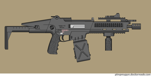 SPW XM8 Rho by Robbe25