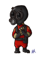 Tiny Pyro by Spychedelic