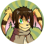 Commission - Custom Moonshade Button by raizy