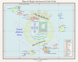 Autonomous Region of Cape Verde by ReagentAH