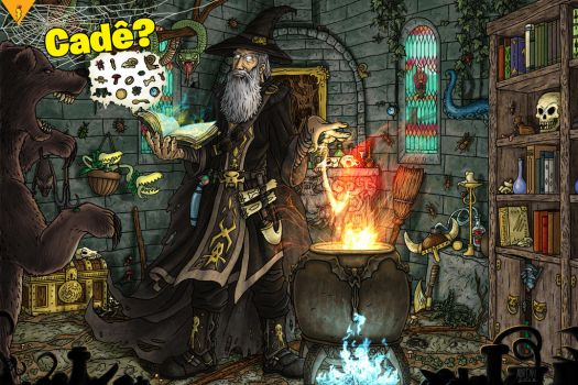 Where is Mage by Adrean-BC