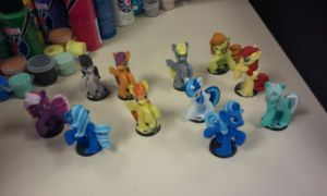 Blood Bowl Project 24 by PONYPAINTTHEPONY
