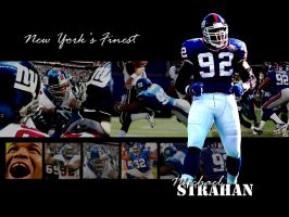 Michael Strahan by BDawg9