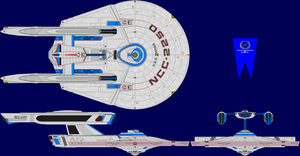 USS Mahan Multi-View by captshade