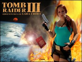 Adventures of Lara Croft by Val-Raiseth
