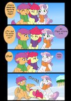 Quest for Apple Bloom Part 03 (Spanish) by Raimundo1941
