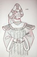 48 Frollo by moonmoosic