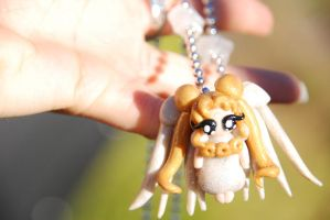 Angelic Princess Serenity Necklace by IvrinielsArtNCosplay